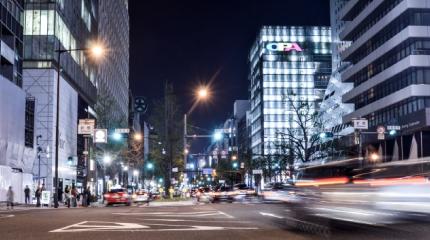 大阪市内主要ターミナル駅から乗換なし!